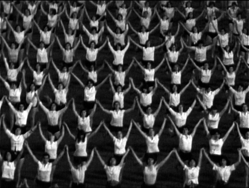 4 Marta Popivoda-Yugoslavia, How Ideology Moved Our Collective Body-2013-film still